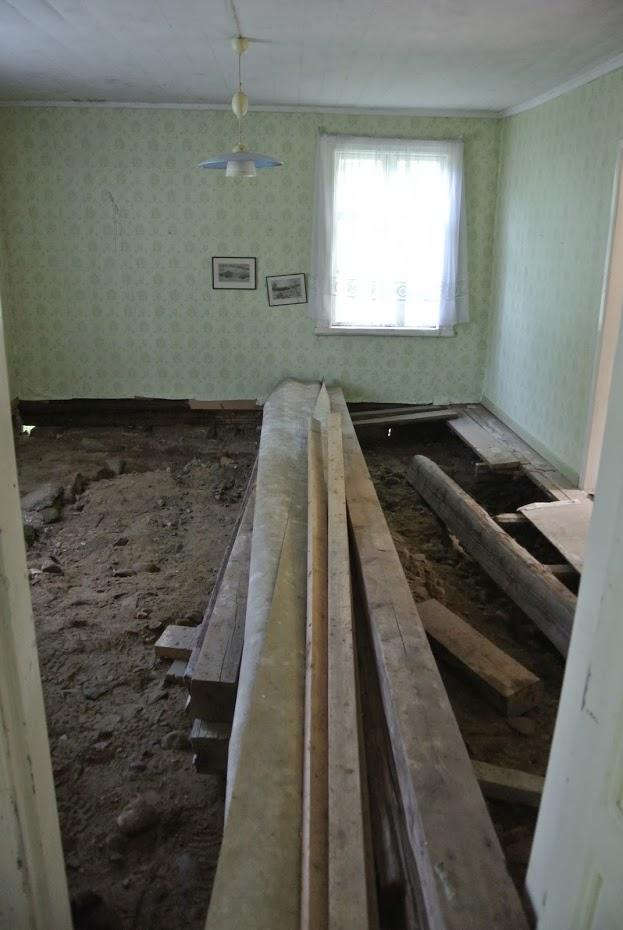 Starý dům, Finsko