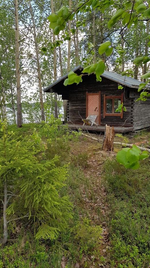 Naše chata, Finsko