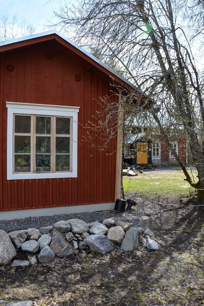Rekonstrukce, Finsko, staré dřevostavby