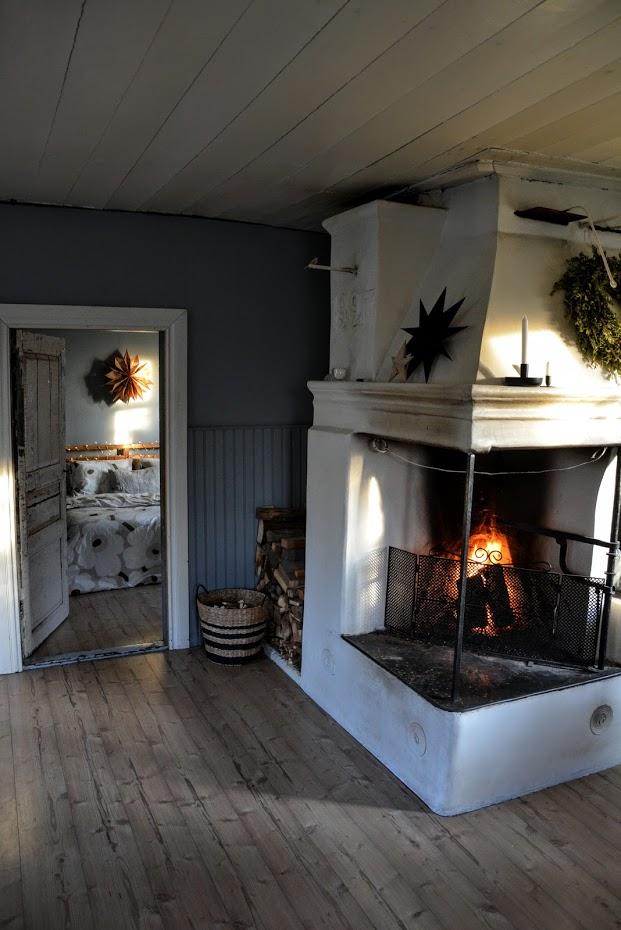 Starý dům, Finsko, rekonstrukce domu