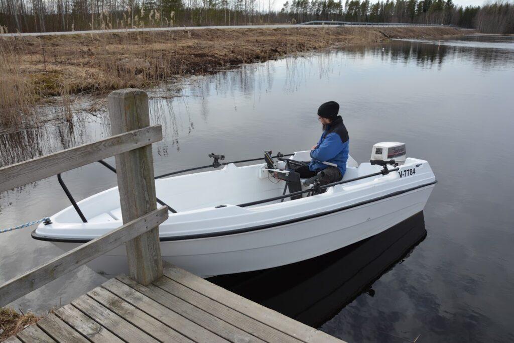 Terhi 415 R, Finsko