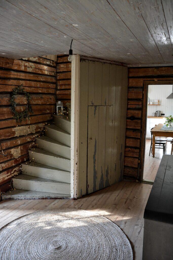 předsíň, dřevostavba