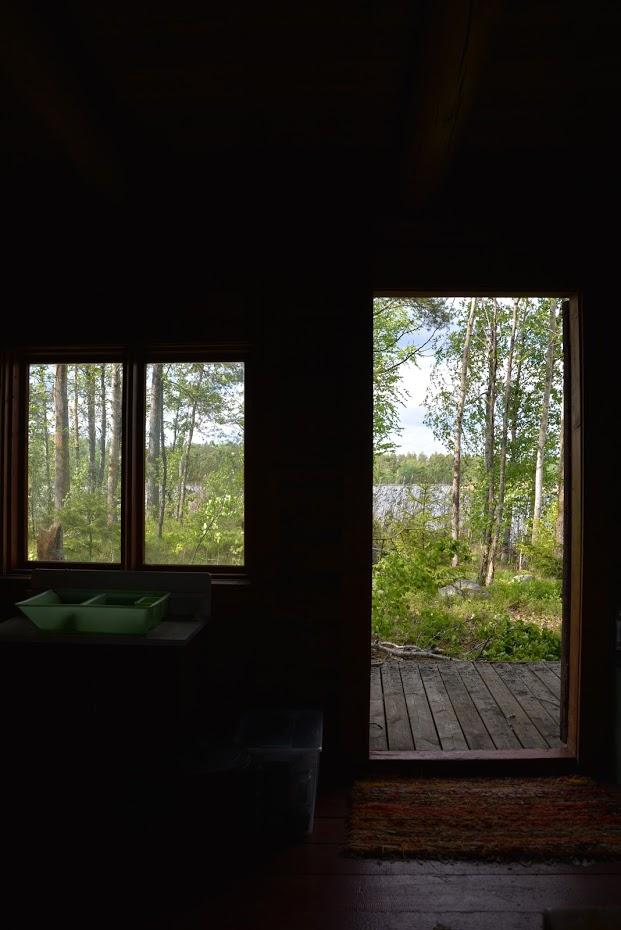 Finsko, ostrov, příroda