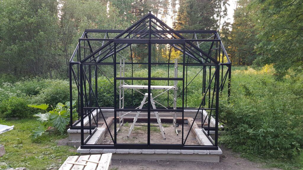 černý skleník, Finsko