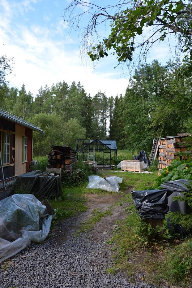 Skleník, Finsko