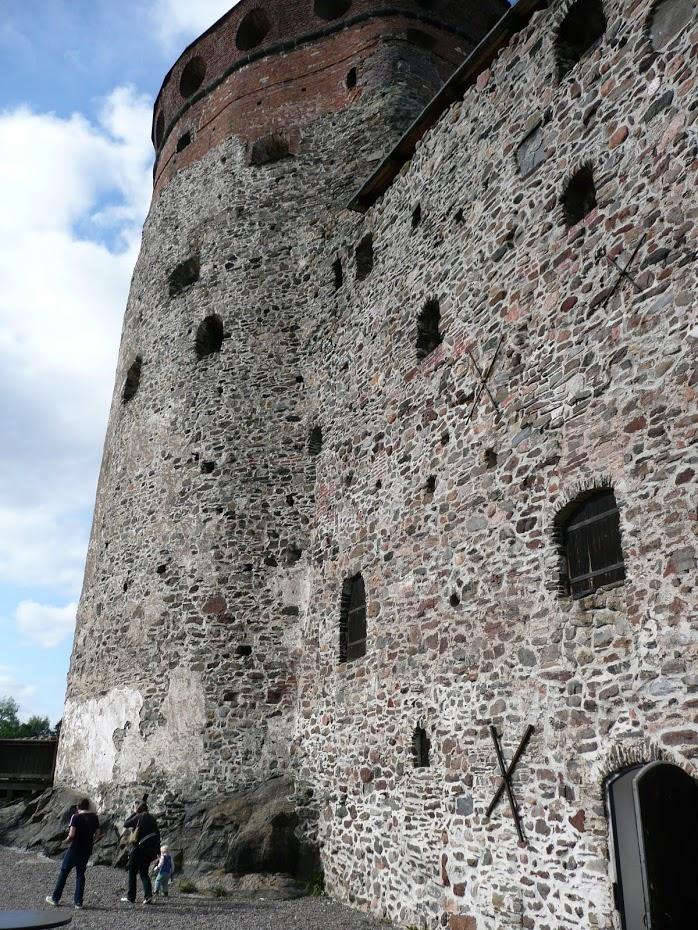 Vodní hrad, Finsko