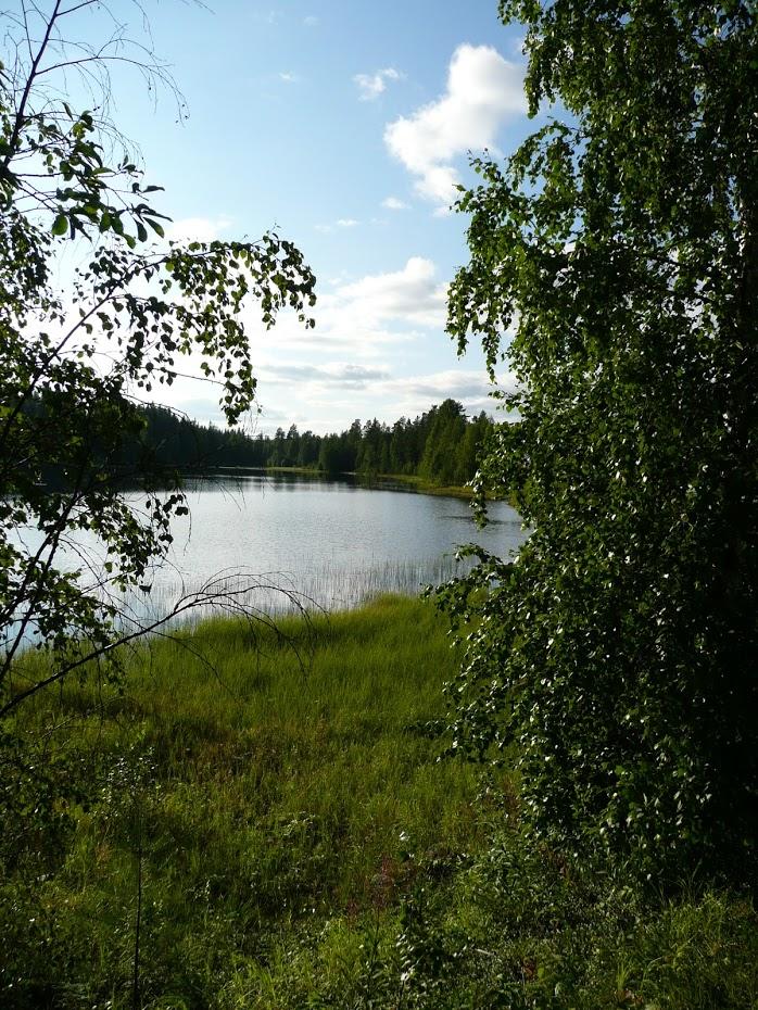 Finsko, jezero, příroda