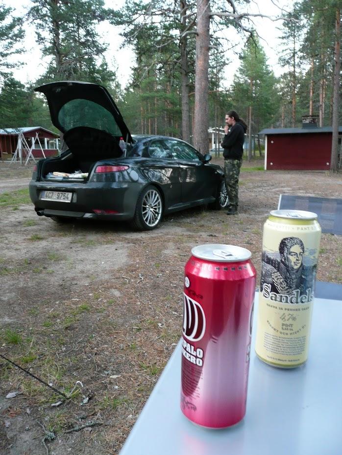 Kemp, Finsko