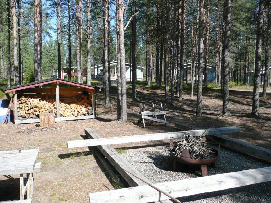 finský kemping