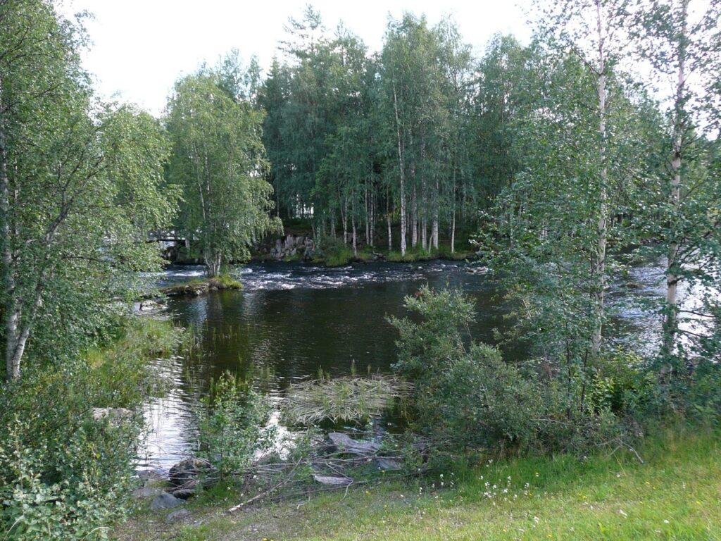 Finsko, řeka