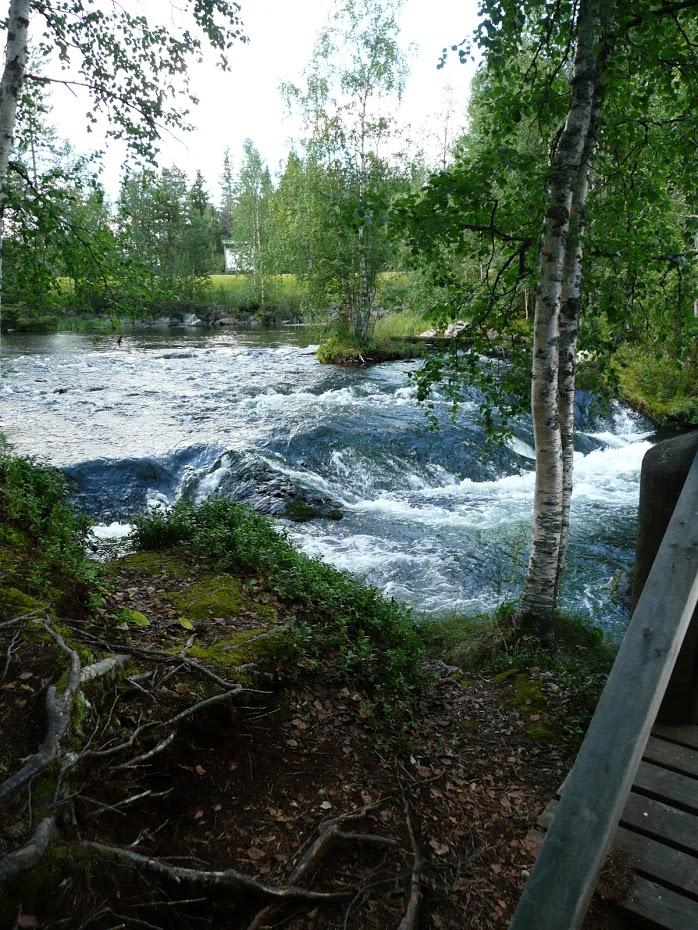 Kitkajoki, Finsko