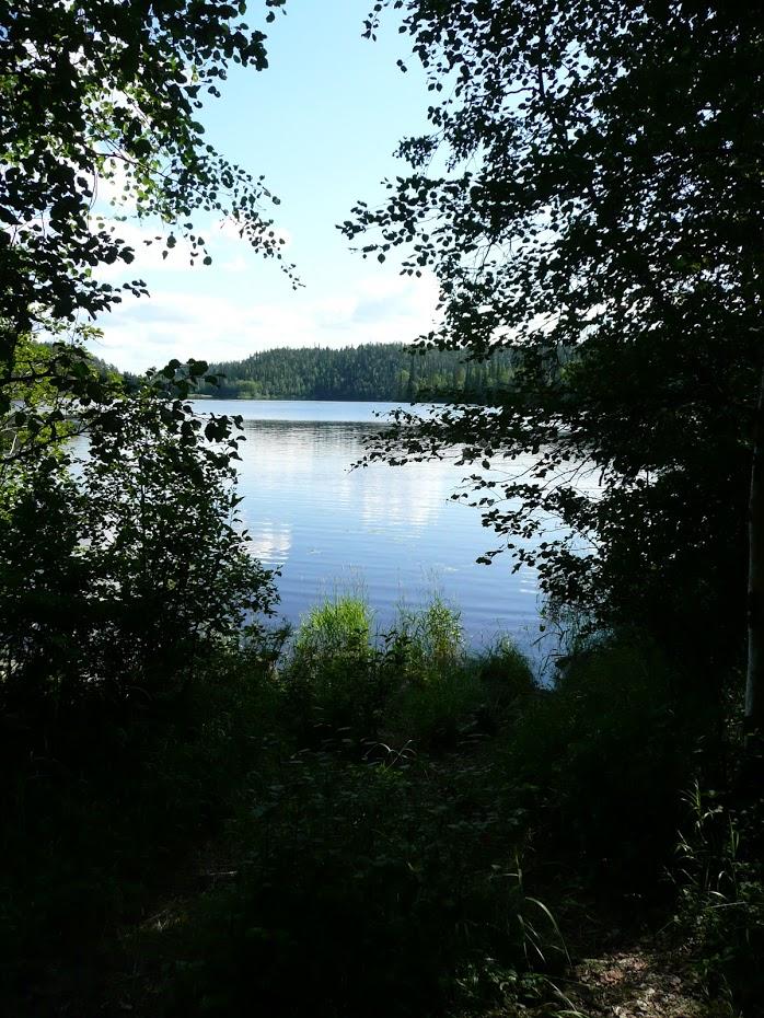 Jezero, Finsko