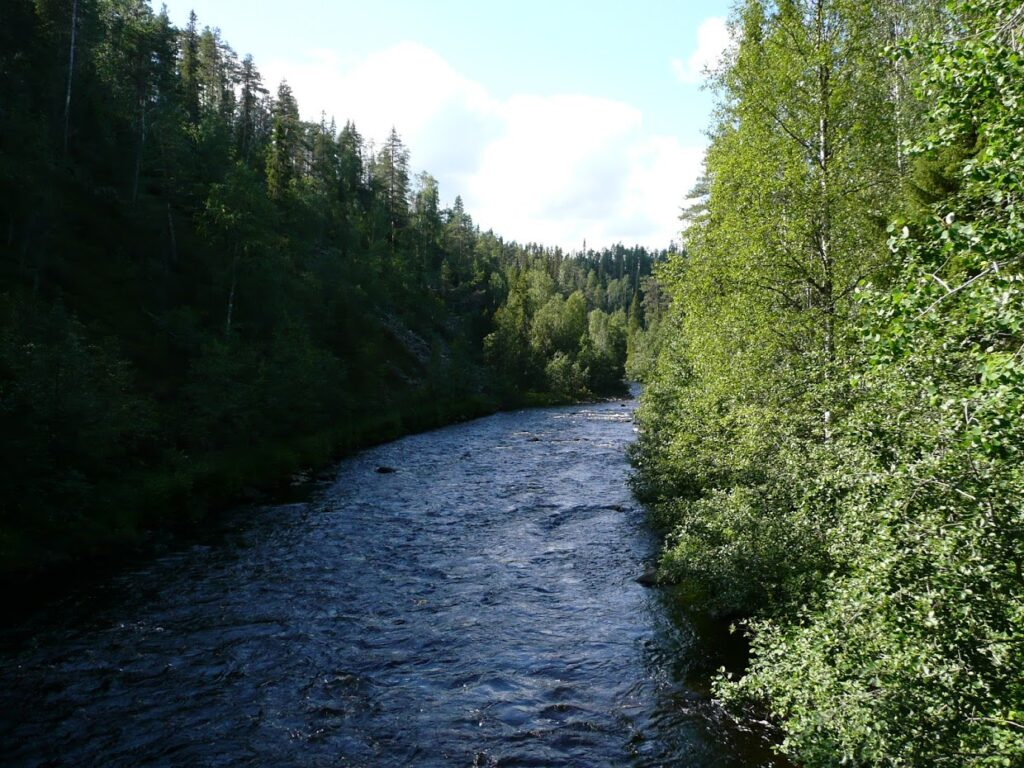 Oulanka, Finsko