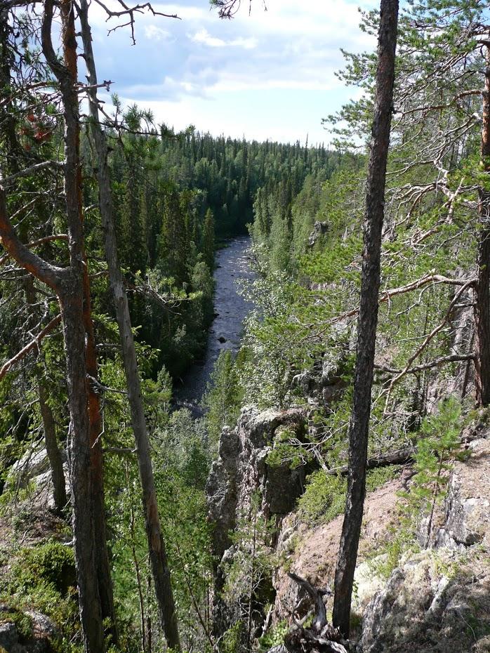Řeka, Finsko