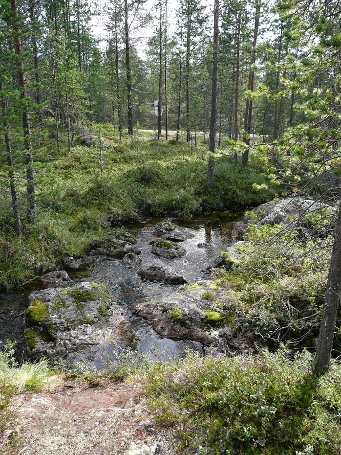 Krásná příroda, Finsko