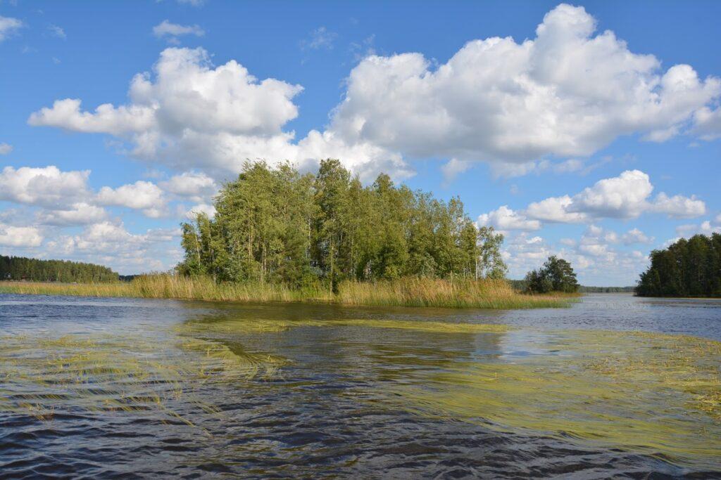 Finsko, vlastní ostrov
