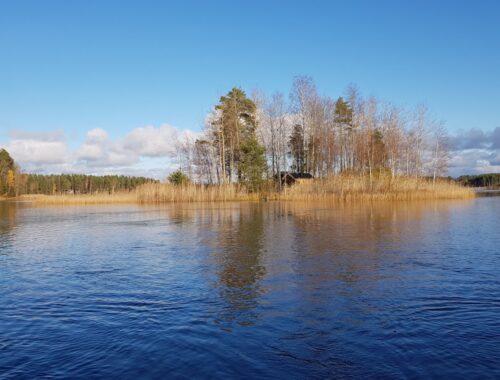 dovolená ve Finsku