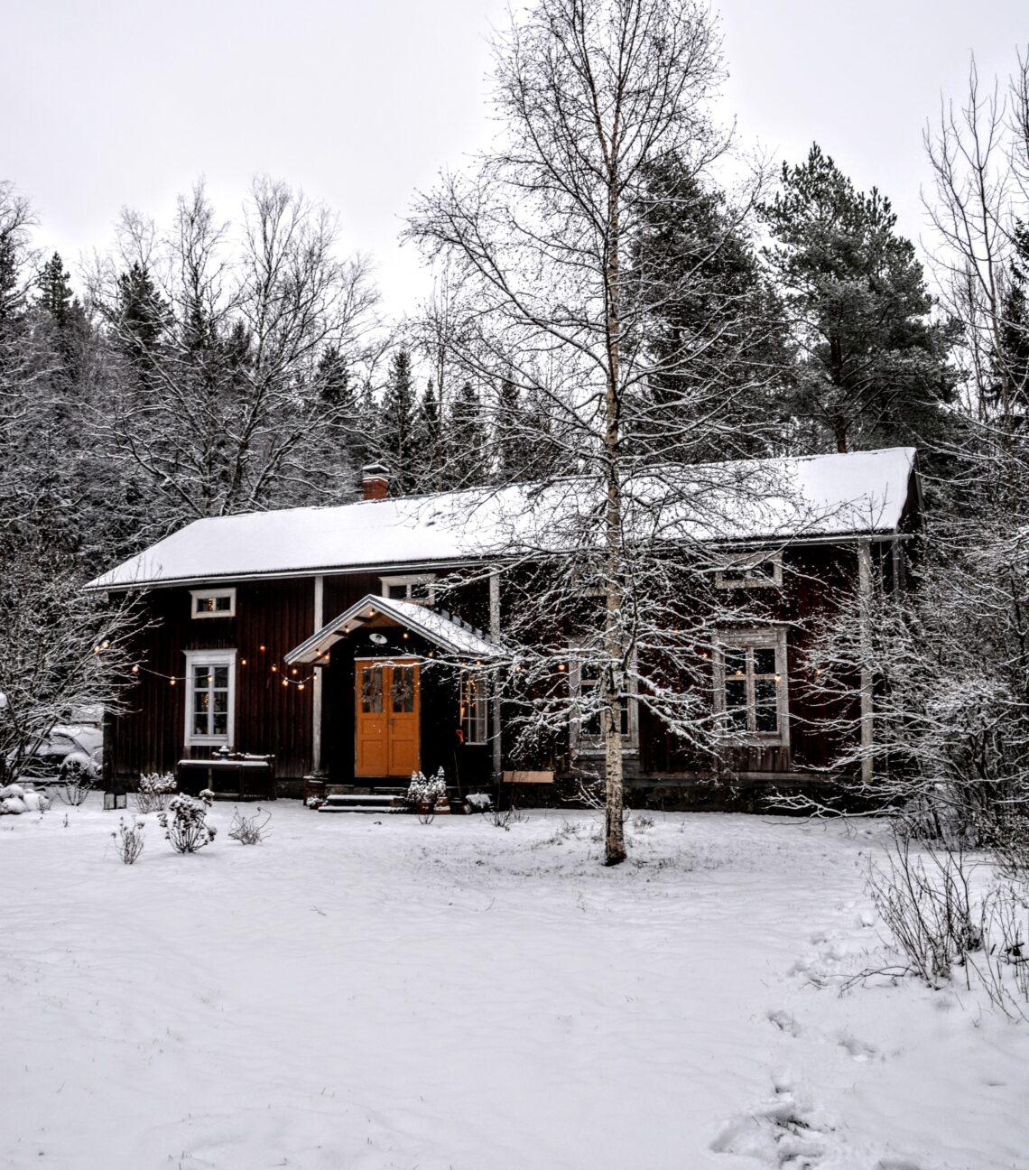 severské Vánoce