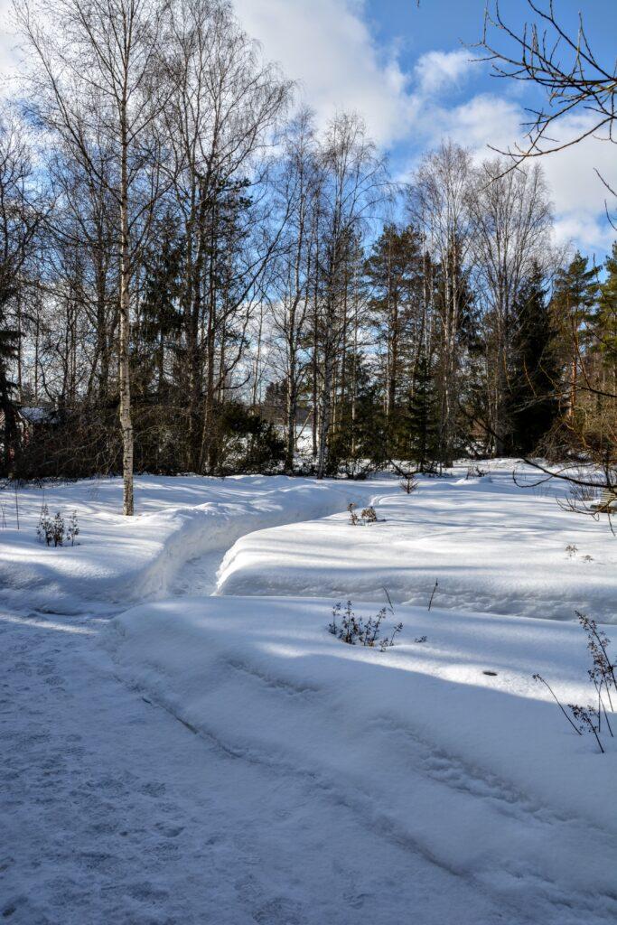 zima, finská zima