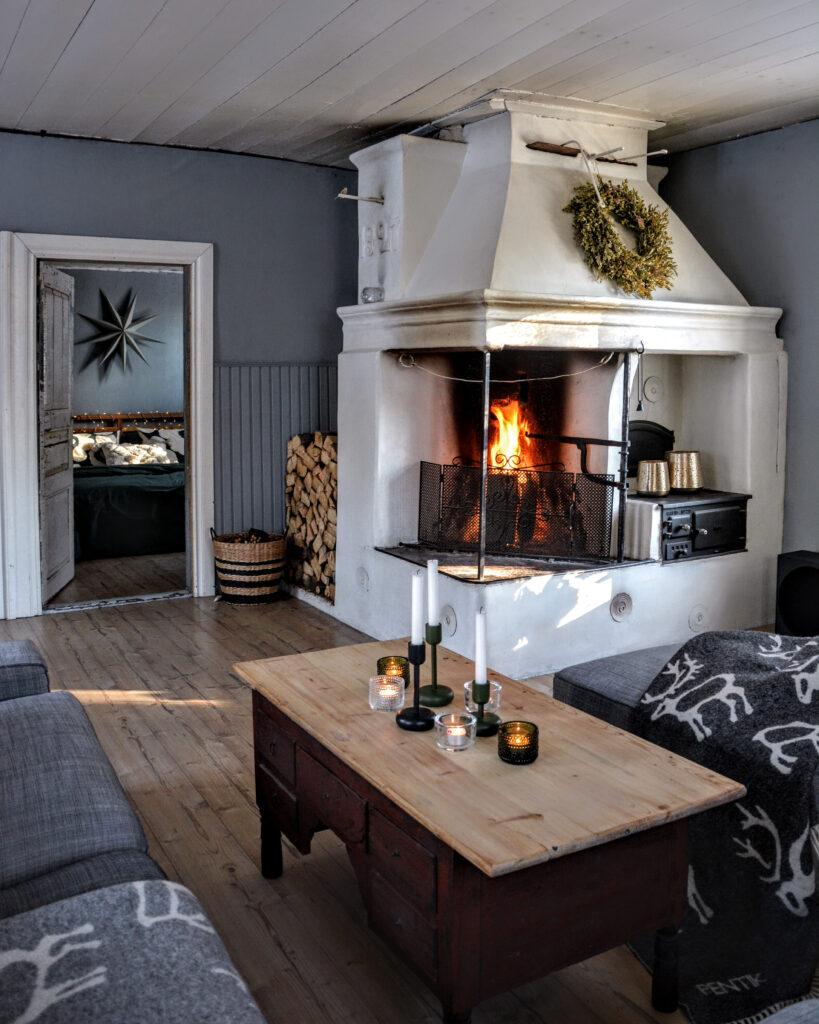 tradiční skandinávský styl bydlení