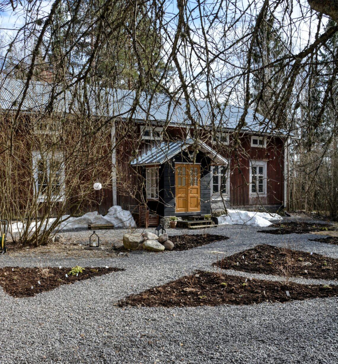 bydlení v dřevostavbě