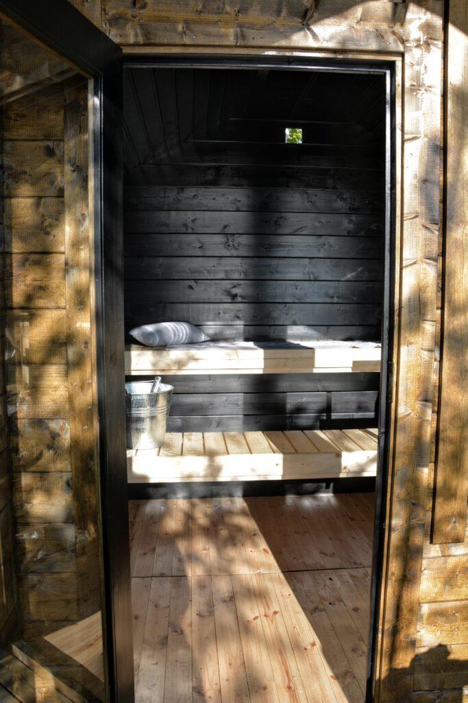 pravá finská sauna