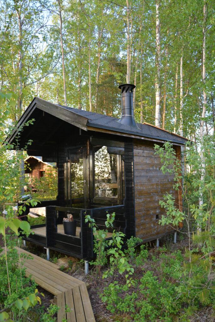 nátěr na sauny