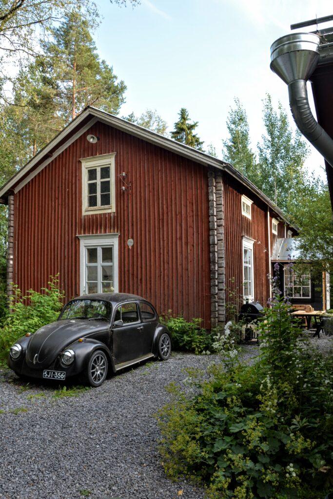 severská architektura